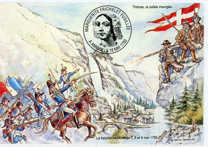 Annecy 18 mai 1793