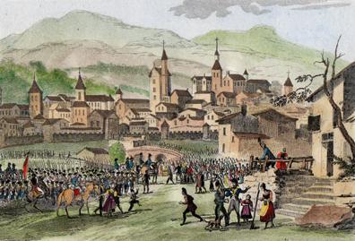 invasion de la Savoie 1792 f