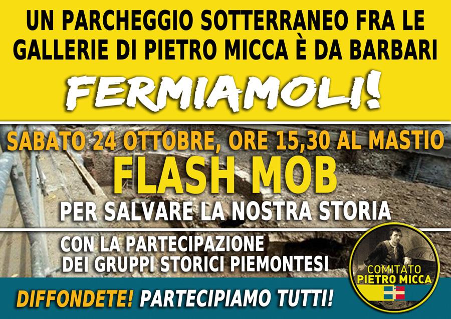 flash mob rievocanti