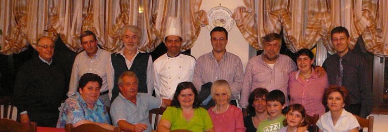Il gruppo della Langa Astigiana.