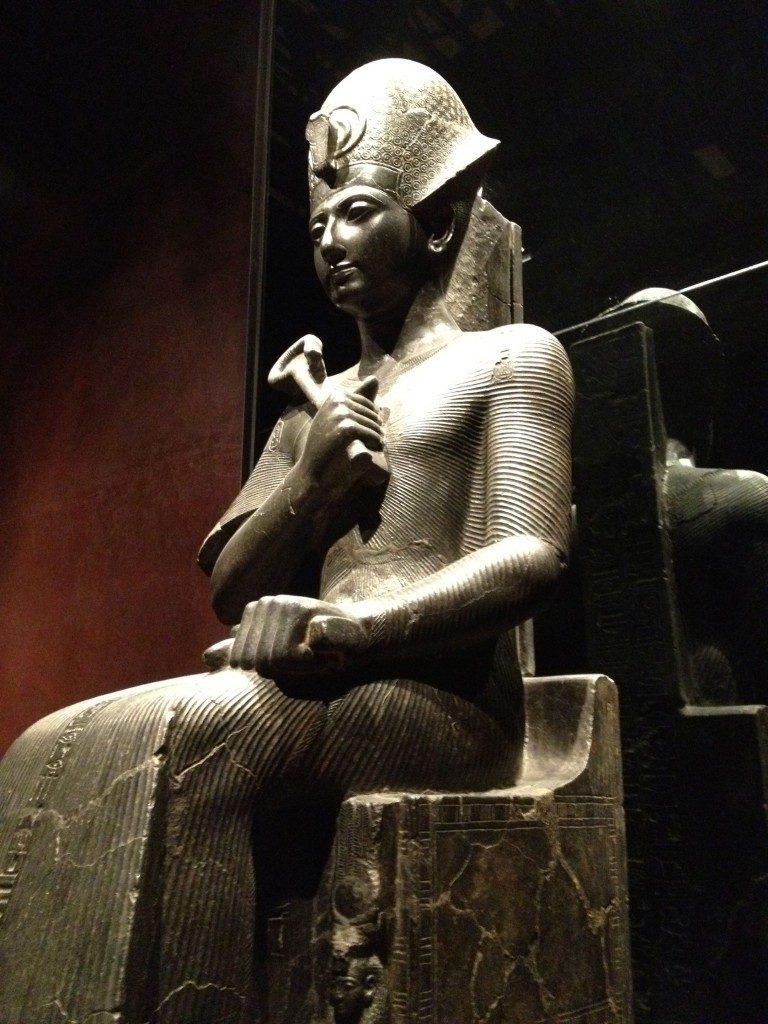 Turin Ramses II Museo Egizio