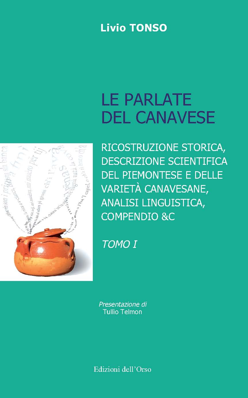 le parlate del canavese