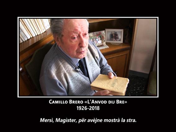 Camillo Brero 2018