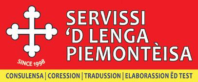 Servissi 'd Lenga Piemontèisa