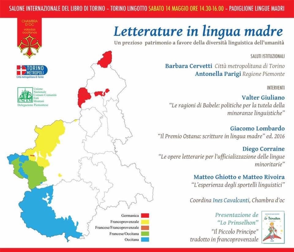 Letterature in lingua madre
