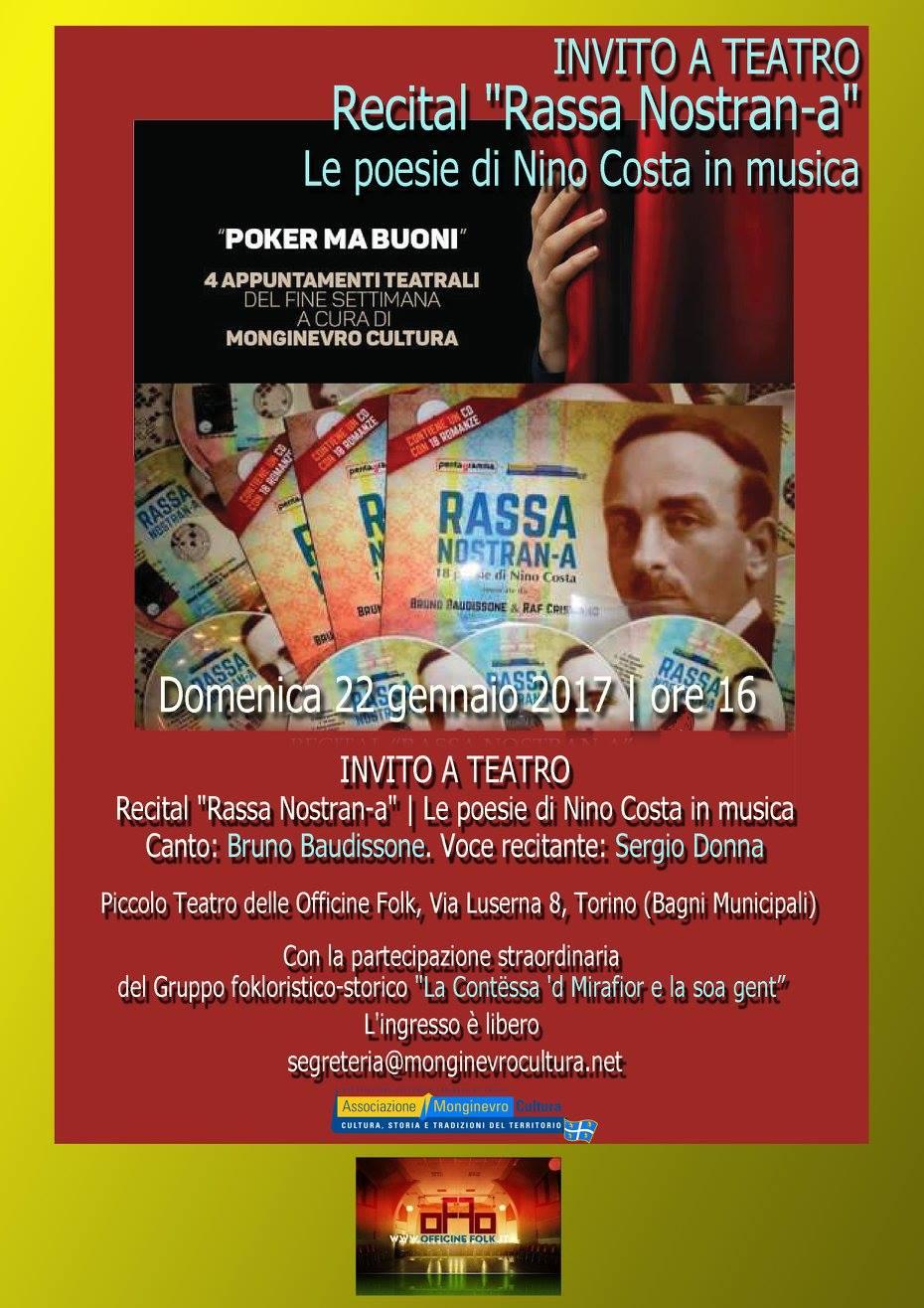 Rassa Nostran-a 22.1.2017