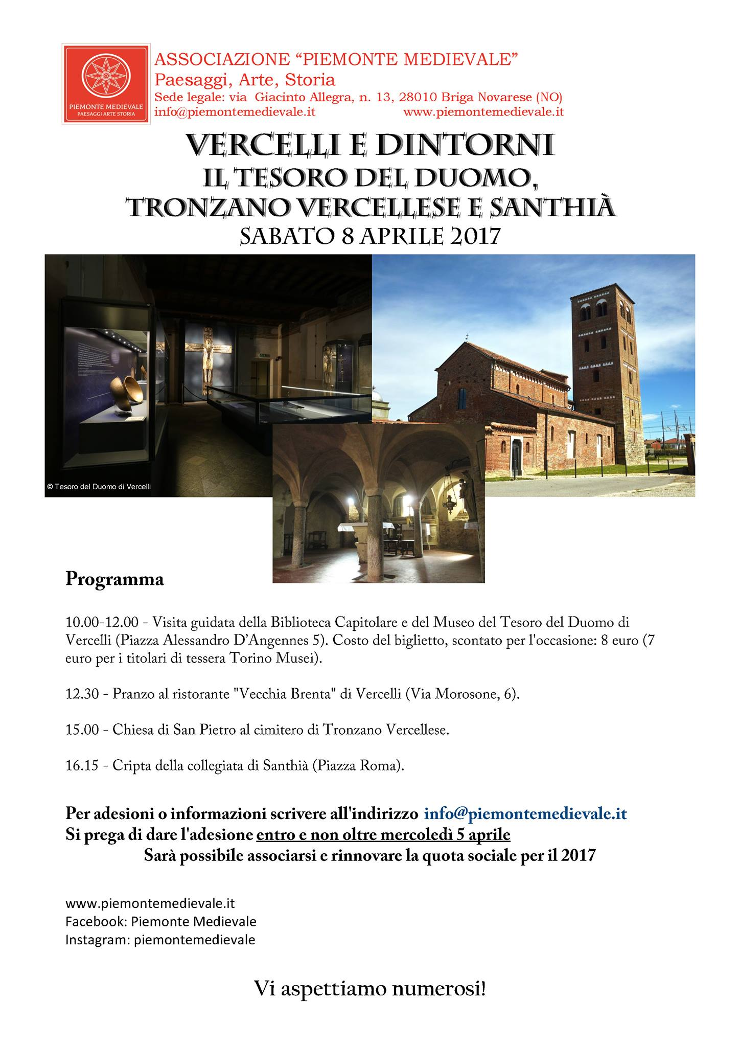 Piemonte Medievale Versej 8 4 2017