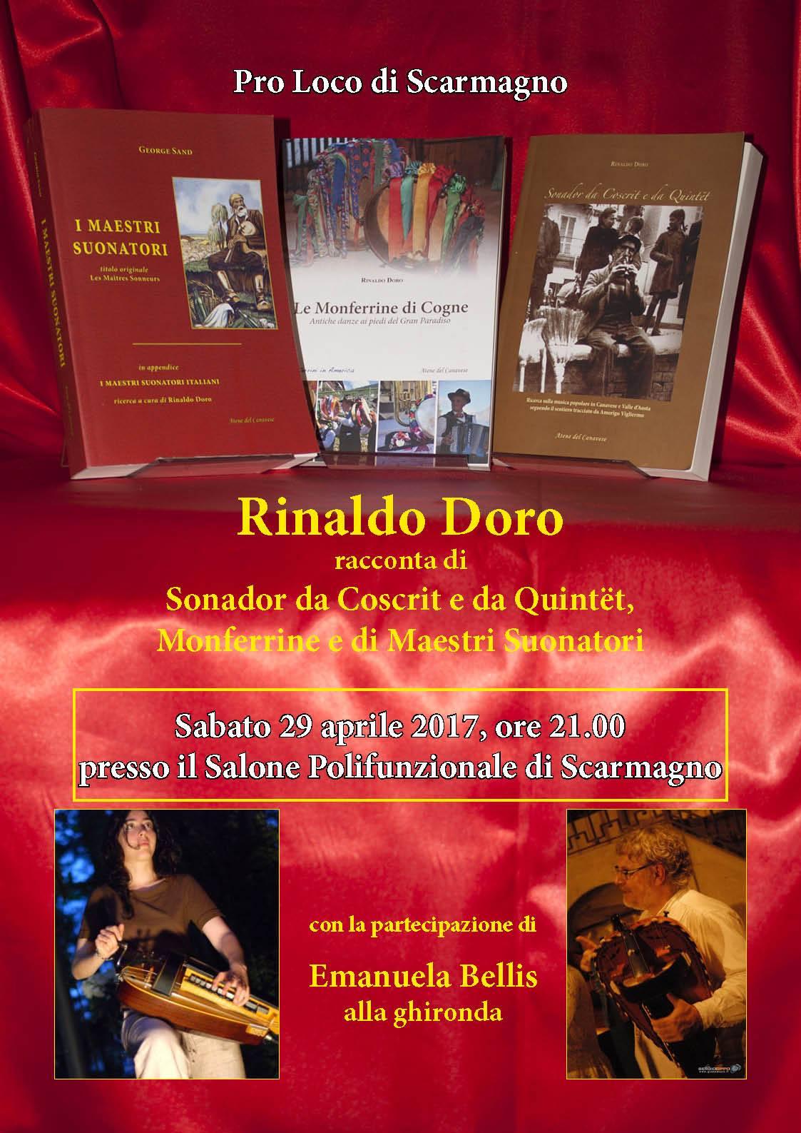 Sonador da Coscrit Rinaldo Doro 29 4 2017