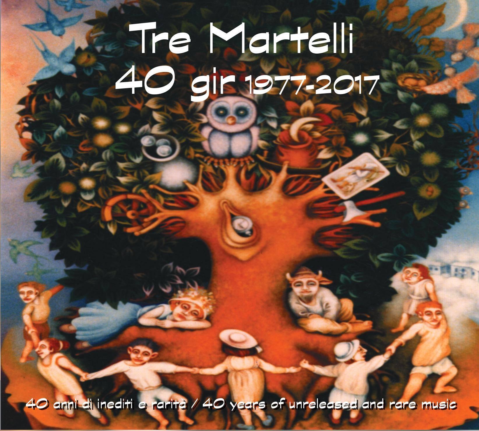 Tre Martelli 40 gir