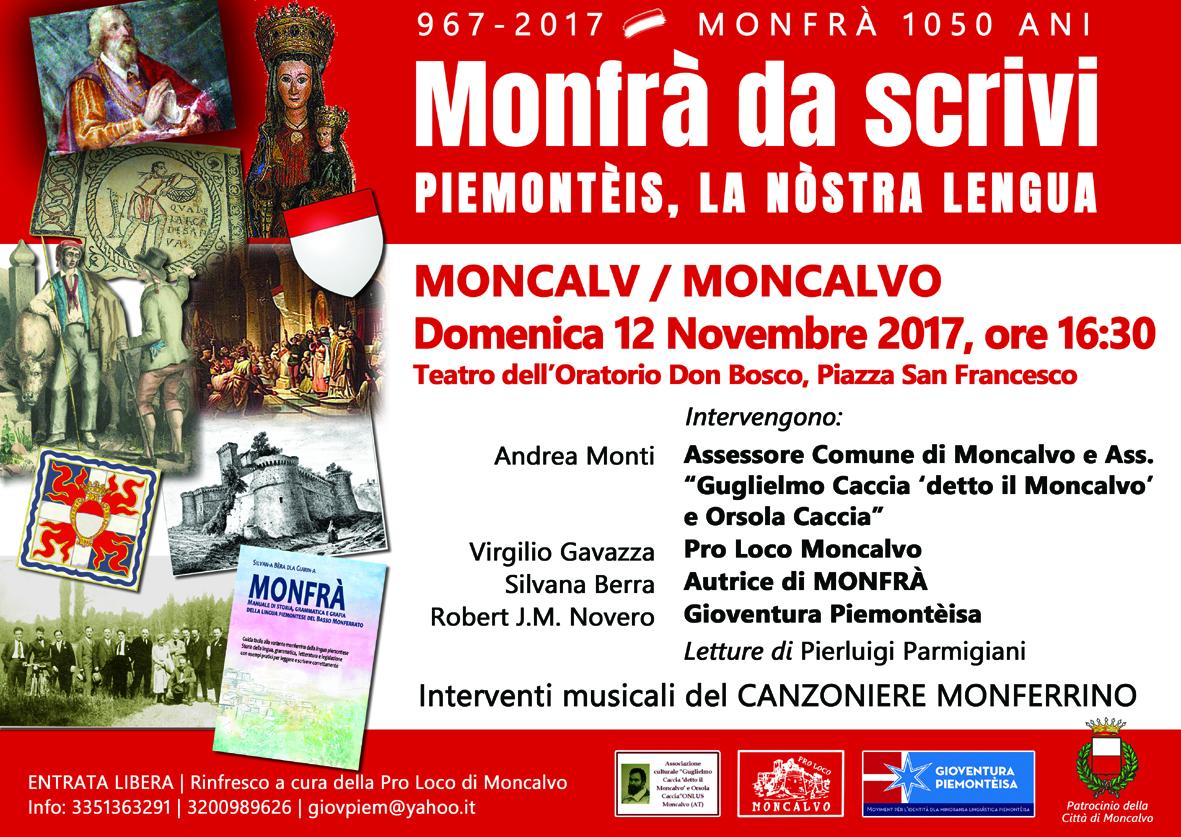 Moncarv Monfrà 2017 s